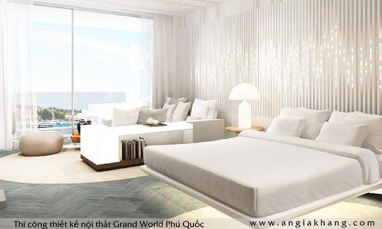 Thiết kế nội thất Grand World