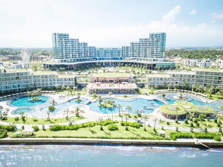 Khách sạn Bộ xây dựng Sầm Sơn Thanh Hóa