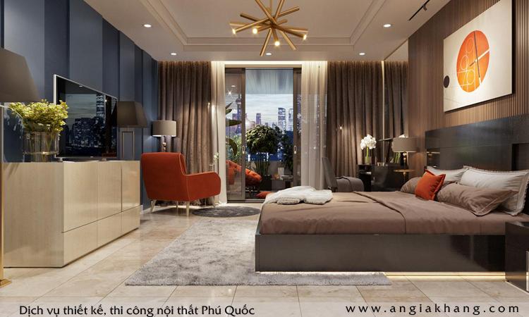 Thiết kế nội thất Phú Quốc